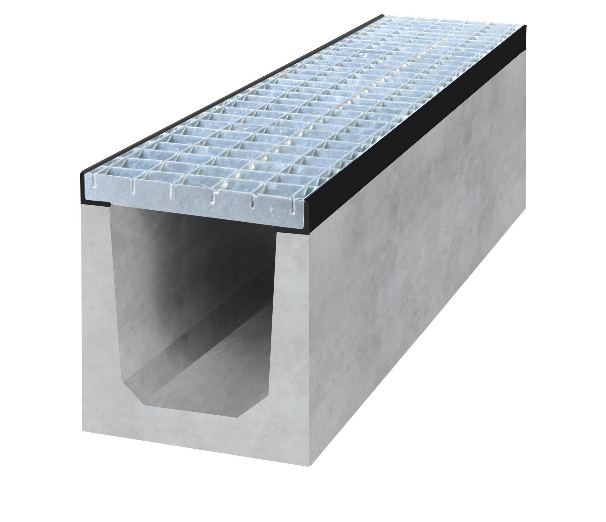 Odwodnienia Liniowe Z Betonu Spadkowe 200 Producent Bielbet